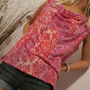 GEORGE STRETCHABLE BLOUSE SIZE LARGE